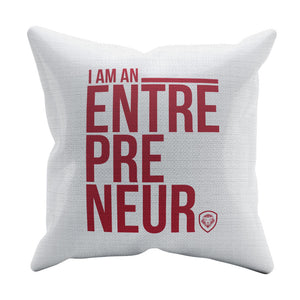 Valuetainment Throw Pillow | 500 LEVEL