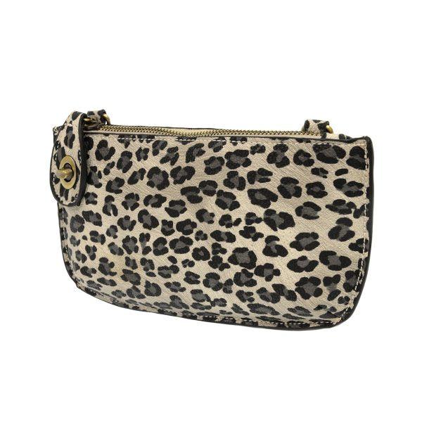 Crossbody Wristlet Clutch - 2 Color Options - Summer Collection