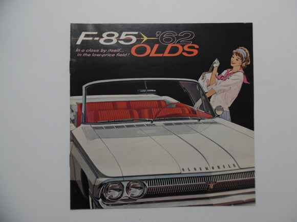 1962 Oldsmobile F-85 Brochure