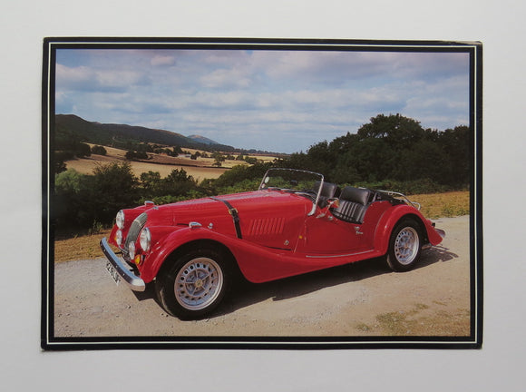 c. 1990 Morgan Plus Eight Brochure