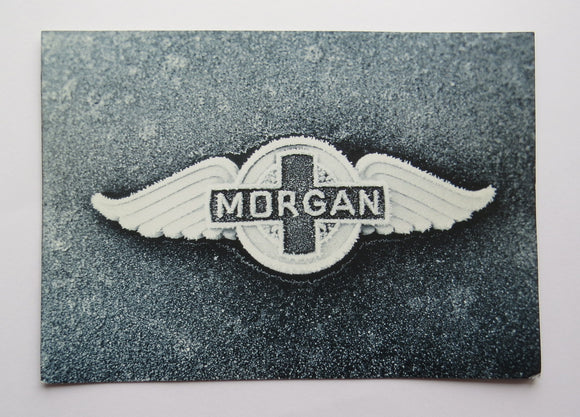 c. 1985 Morgan Plus Eight Four Brochure