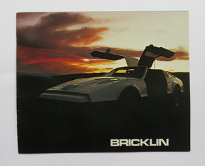 1975 Bricklin Sales Brochure