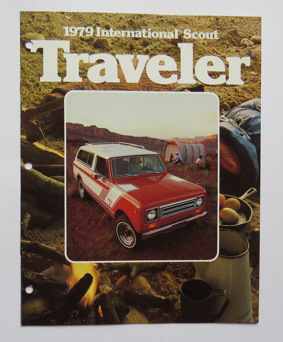 1979 International Harvester Scout Traveler Brochure