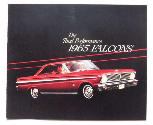 1965 Ford Falcon Futura Brochure