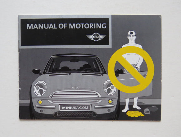 2003 Mini Cooper Customization and Features Brochure