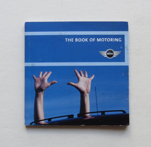 2001 Mini Cooper Book of Motoring Brochure