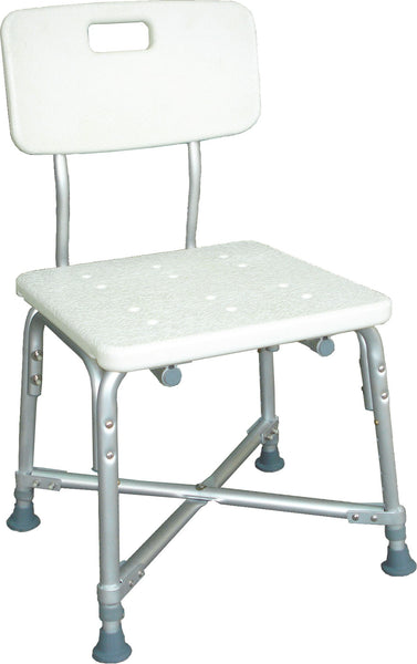 Bariatric Shower Chair with Cross-Frame Brace