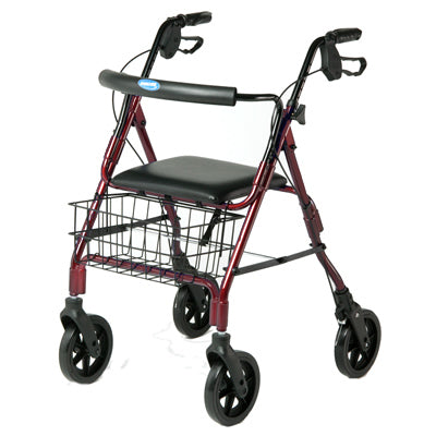 Rollator Walker With Brakes Regular
