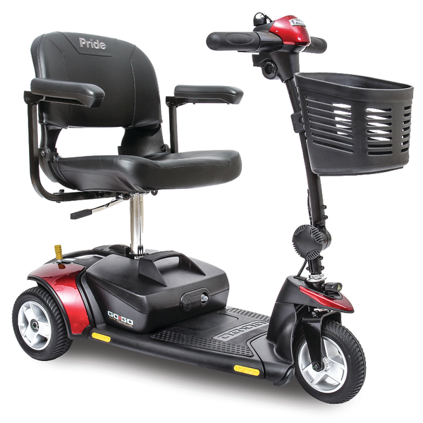 GO-GO ELITE TRAVELLER 3-WHEEL ELECTRIC SCOOTER