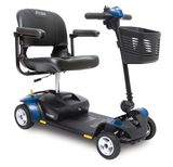 GO-GO ELITE TRAVELLER 4 WHEEL ELECTRIC SCOOTER