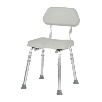 Padded Shower Chair with Back