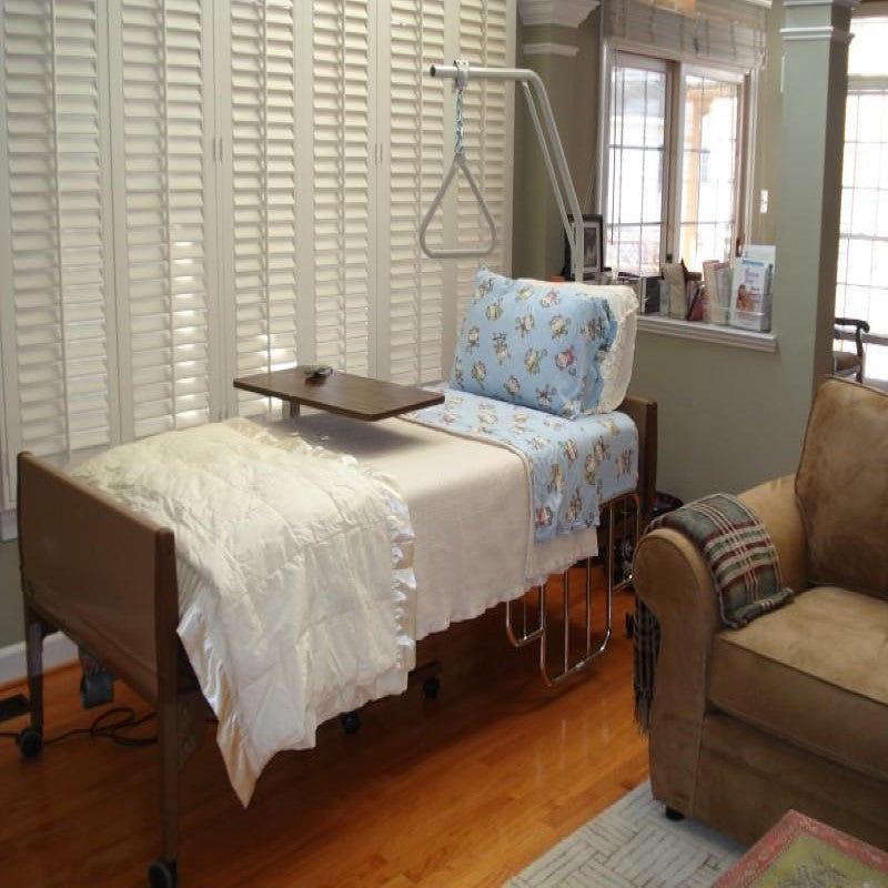 Hospital Bed For Home Use Rental Alleviate Central