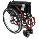Ultra Lightweight Wheelchair  - Weighs only 25 lbs