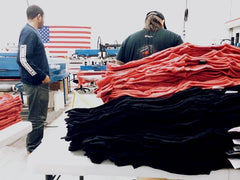 Rags of Honor Veterans Screen Printing