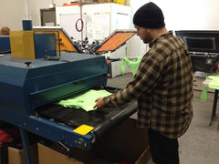 ROH Veterans Screen Printing