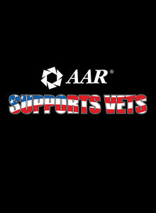AAR Supports Vets Unisex T-Shirt