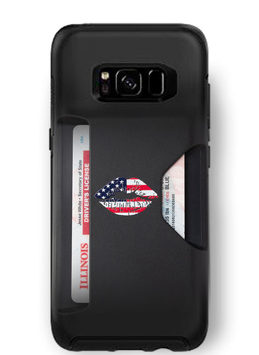 PREORDER - American Kiss Cardshark Case for GALAXY 8S