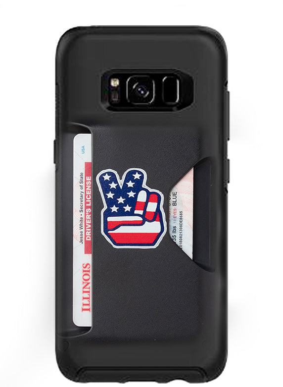 PREORDER - Peace Cardshark Case for GALAXY 8S
