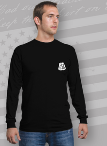 ROH Dogtags Unisex Long Sleeve T-shirt