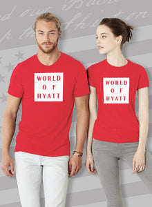 World of Hyatt Volunteer T-Shirt