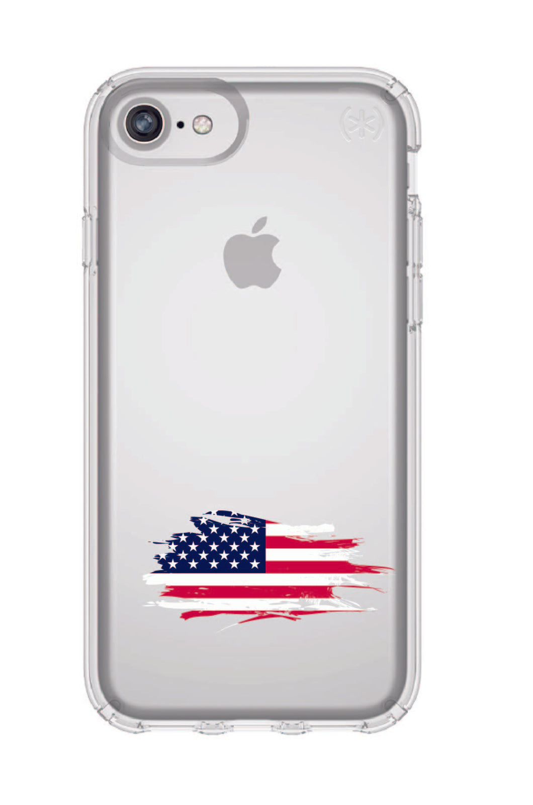 American Blotto Speck iPhone 8 Case