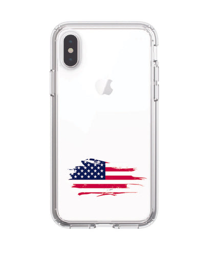 American Blotto Speck iPhone X Case