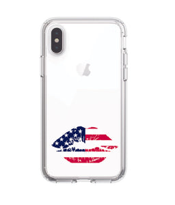 American Kiss iPhone X Speck Case