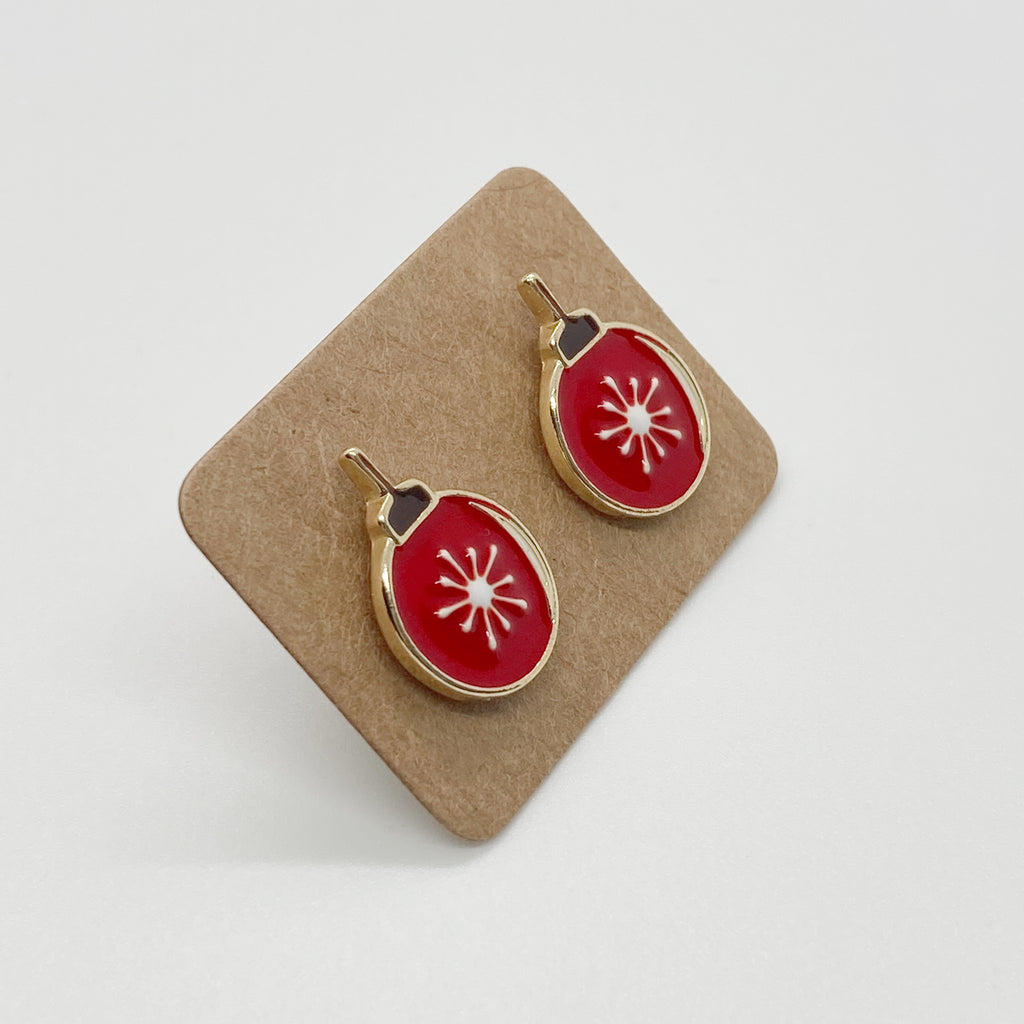 Red Ornaments