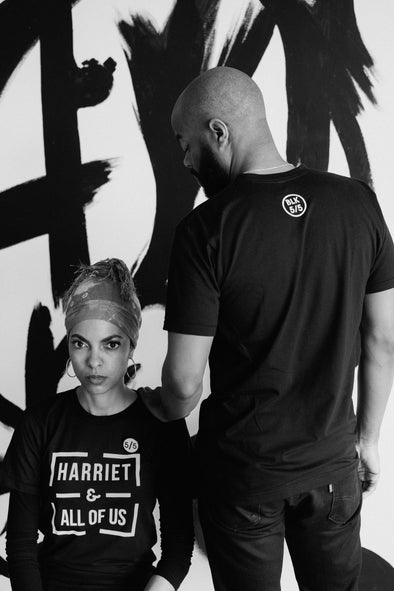 Harriet - & All Of Us - t-shirt - unisex