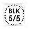 blackfivefifths - BLK 5/5 - pillow
