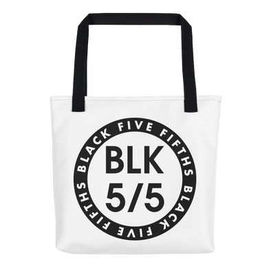 blackfivefifths - BLK 5/5 - tote bag