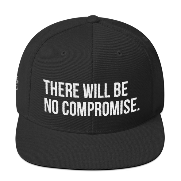 There Will Be No Compromise - crown