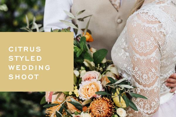 Citrus Styled Shoot