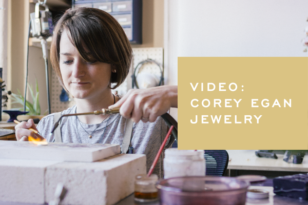 Corey Egan Jewelry Video
