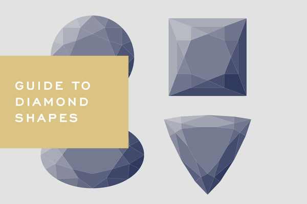 Guide to Diamond Shapes