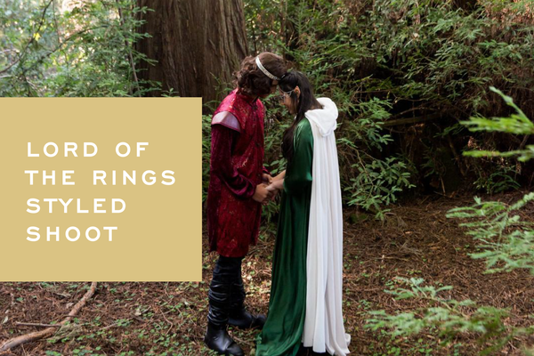 Lord of the Rings Styled Shoot