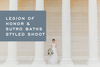 Legion of Honor and Sutro Baths Styled Shoot