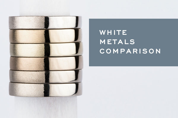 White Metals Guide by Corey Egan