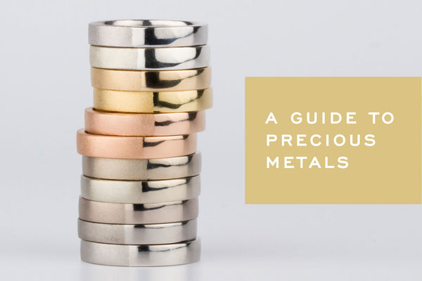 A Guide to Precious Metals by Corey Egan