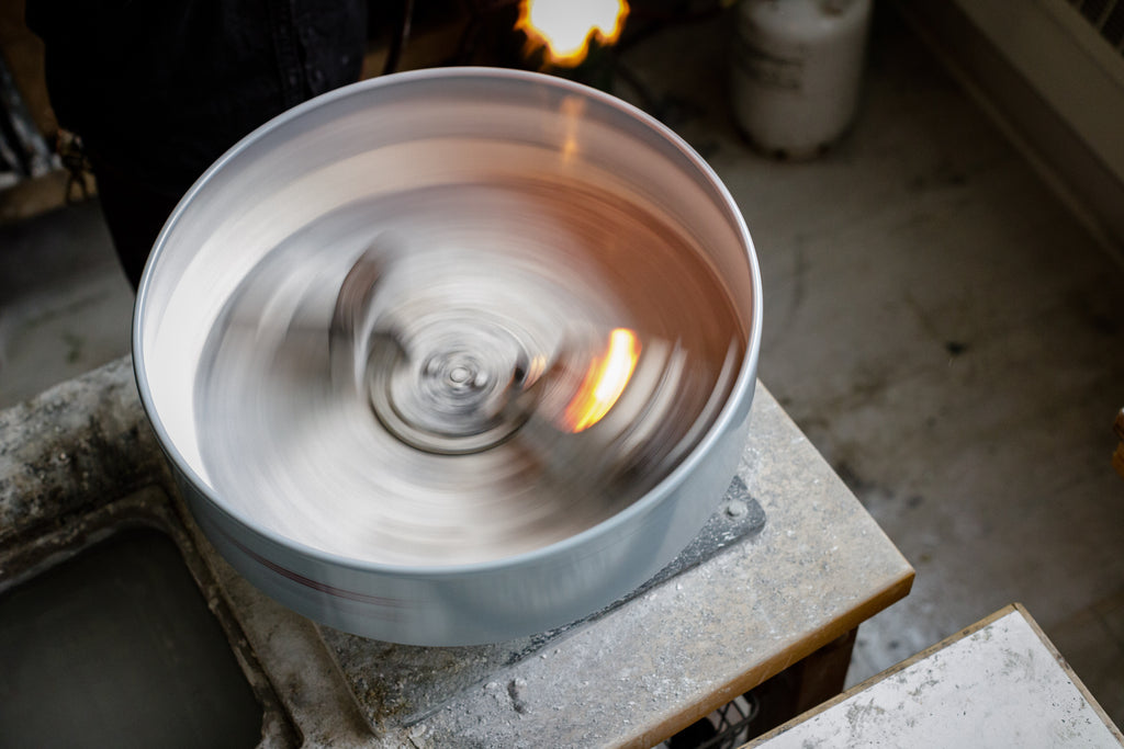 Centrifugal Casting - How a Ring is Made - Corey Egan