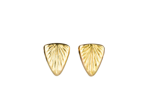 Gold Spark Studs