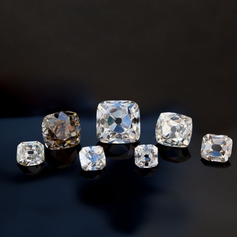 Antique Diamonds by Perpetuum Jewels