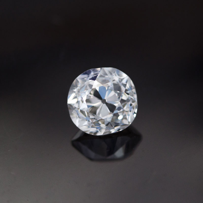 Old European Cut Diamond by Perpetuum Jewels