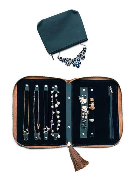 travel jewelry case images