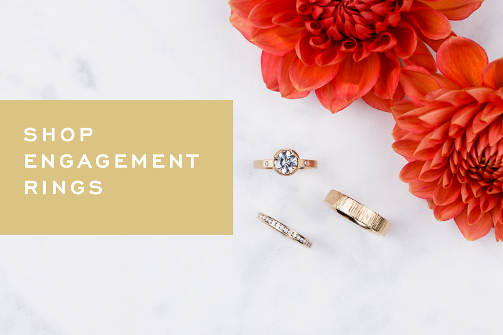 Shop Engagement Rings by Corey Egan