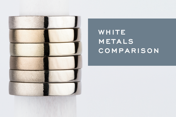White Metals Comparison by Corey Egan