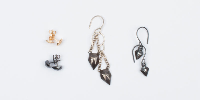 Store earring mates together | How to Store Your Jewelry by Corey Egan
