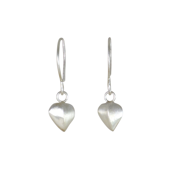 Aspen Silver Dangle Earrings by Corey Egan