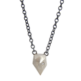Small Fragment Diamond Necklace by Corey Egan