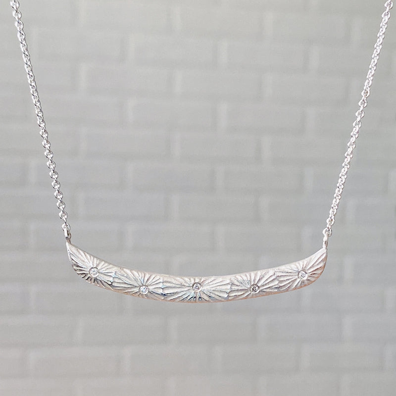 Luminous Bar Necklace